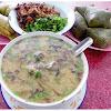 Resep Coto Makassar Asli Dengan Kuah Kacang Tumbuk Lezat