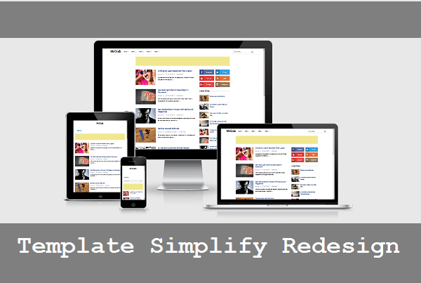 Simplify Redesign