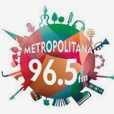 Rádio Metropolitana FM de Maringá PR ao vivo