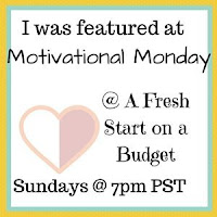 http://afreshstartonabudget.com/motivational-monday-linkup-101/
