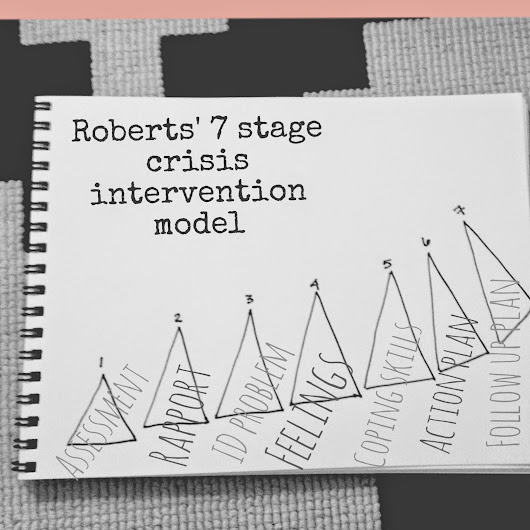The 7 Steps of Crisis Intervention