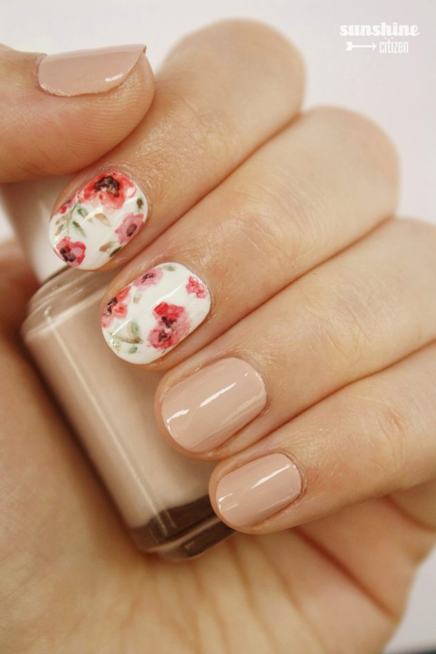 Best And Awesome Nude Nail Designs 2016-17 For Young Girls | Fashion ...