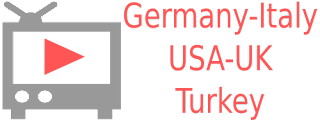 SKY DE RTL USA Italy Calcio TRT Turkey ITV UK
