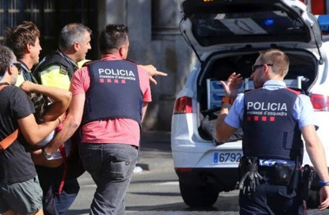 Macedonian national wounded during terror attack in Barcelona