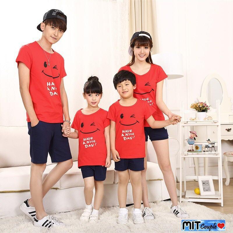 Jual Online FM2 Have Nice Day Murah Jakarta Bahan Babytery Terbaru