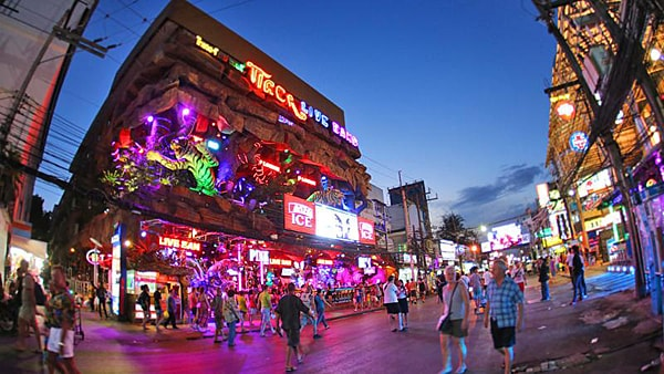Night Life in Patong
