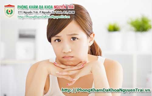 Làm gì khi khí hư vón cục đặc có màu vàng và mùi lạ?-benhlynamkhoa115.blogspot