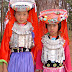 Children In The Northern Mountains Of Vietnam
