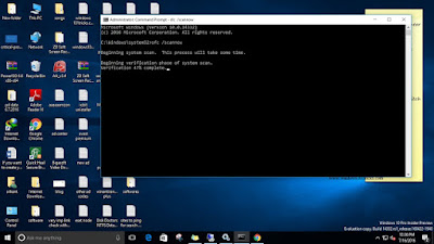Repair Corrupt System Files in Windows 10 with the System File Checker