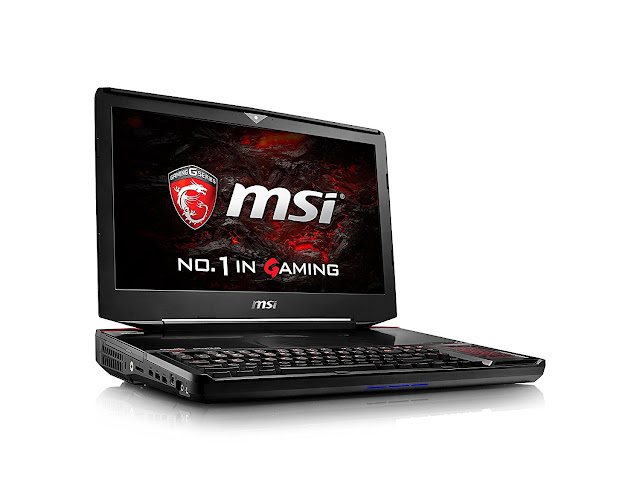 MSI GT83VR Titan SLI Gaming Laptop