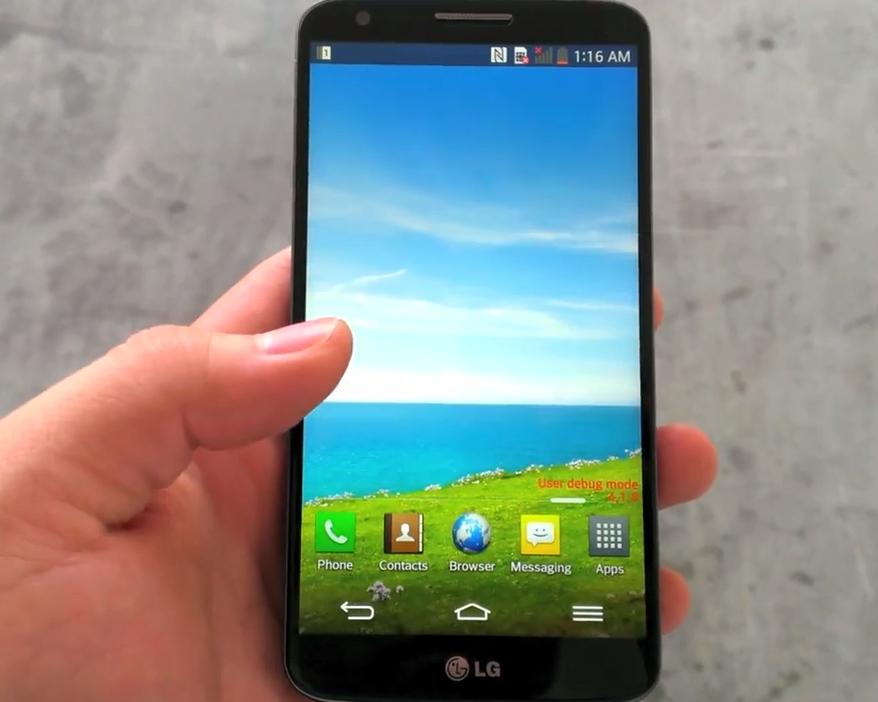Review Smartphone Tercanngih Dan Ter Update Review Lg G2