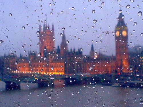 Clima na Inglaterra - Inverno