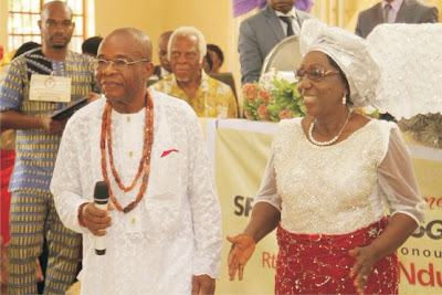 Chief Nduese Essien hosts thanksgiving service in Eket