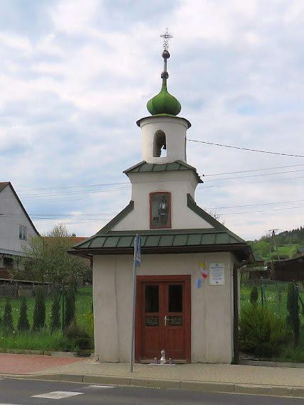 Kapliczka w Rabce-Zdroju