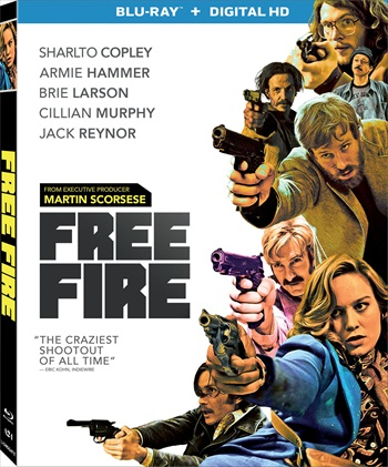 Free Fire 2016 English Bluray Movie Download