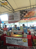 taclings food booth