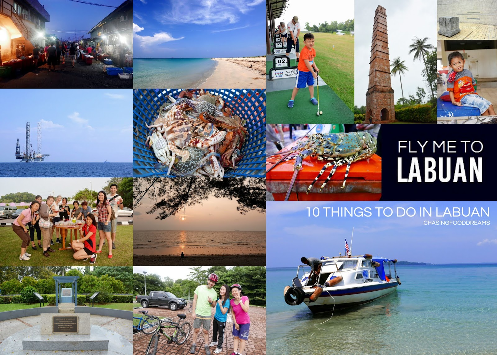 What To Do With Old Gas >> CHASING FOOD DREAMS: Fly Me To Labuan Part 4 – What To Do