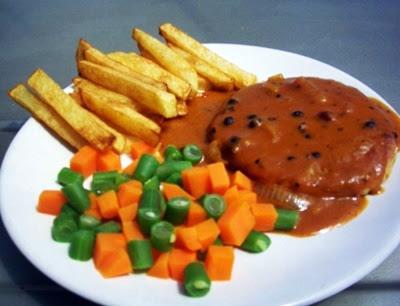 Resep Memasak Steak Tempe