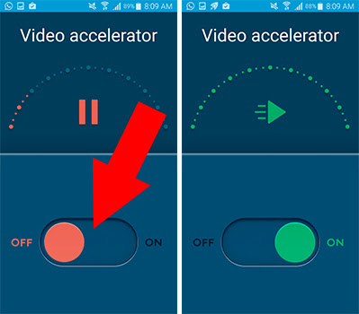 تفعيل تطبيق Hola Video Accelerator لتشغيل اليوتيوب بدون تقطيع