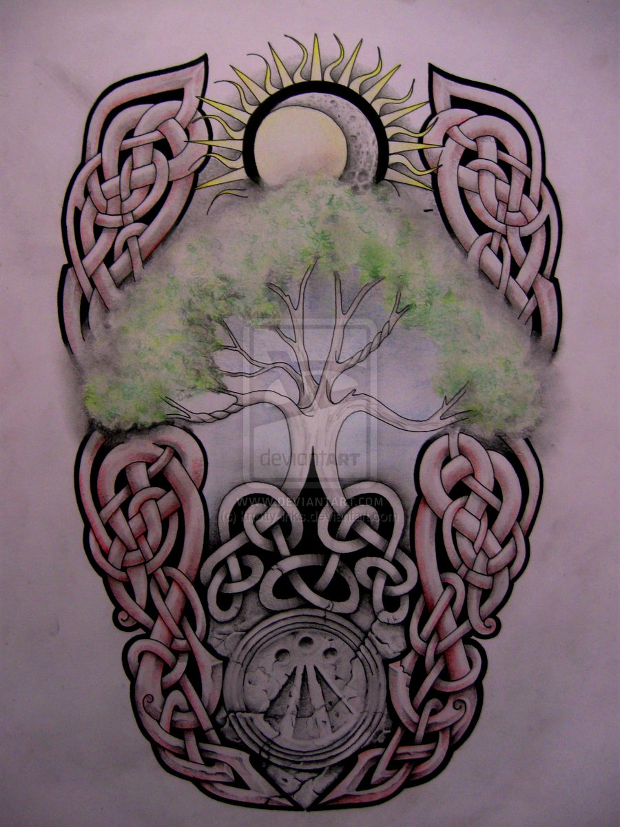 Tree Of Life Tattoo: GALLERY FUNNY GAME: Tree Of Life Tattoo
