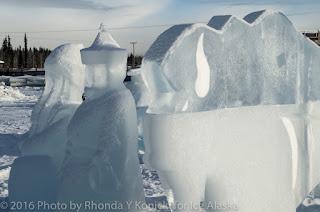 Building Ice Park Week 6