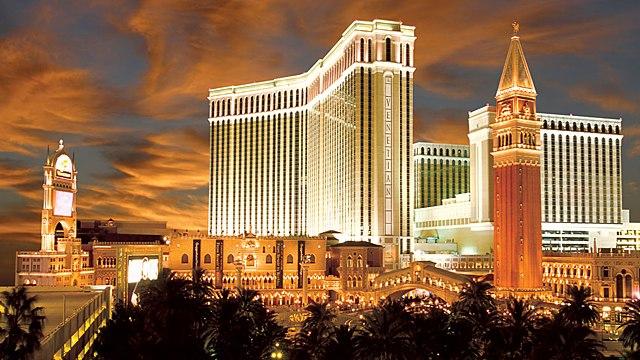 Asi Es Las Vegas La Ciudad Que Nunca Duerme: LA GUARIDA DE BAM: Hoteles En Las Vegas