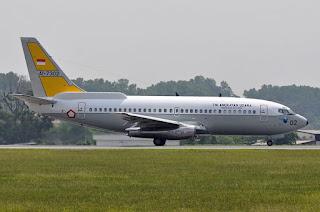 Boeing 737-200 Surveillance TNI AU