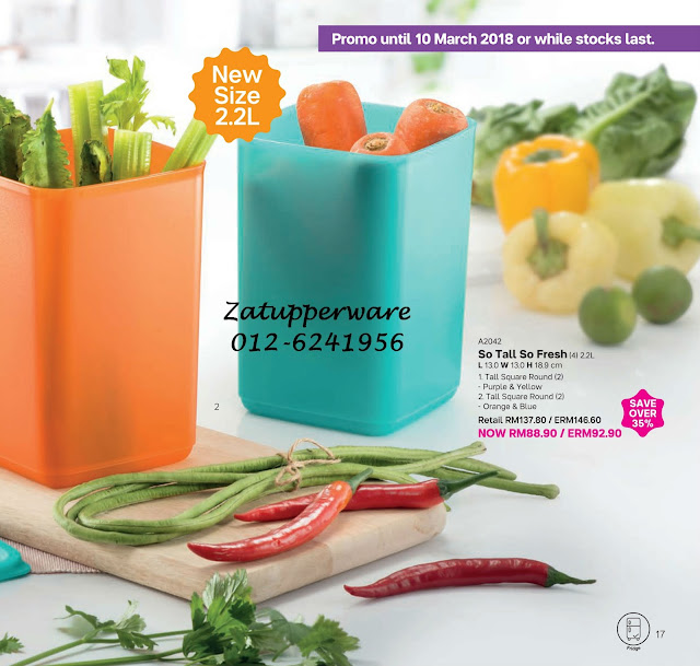 Tupperware Catalogue 16th February - 31st March 2018