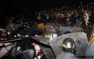Besok, Presiden Berencana akan Temui Polisi Pengaman Demo 4 November - Commando