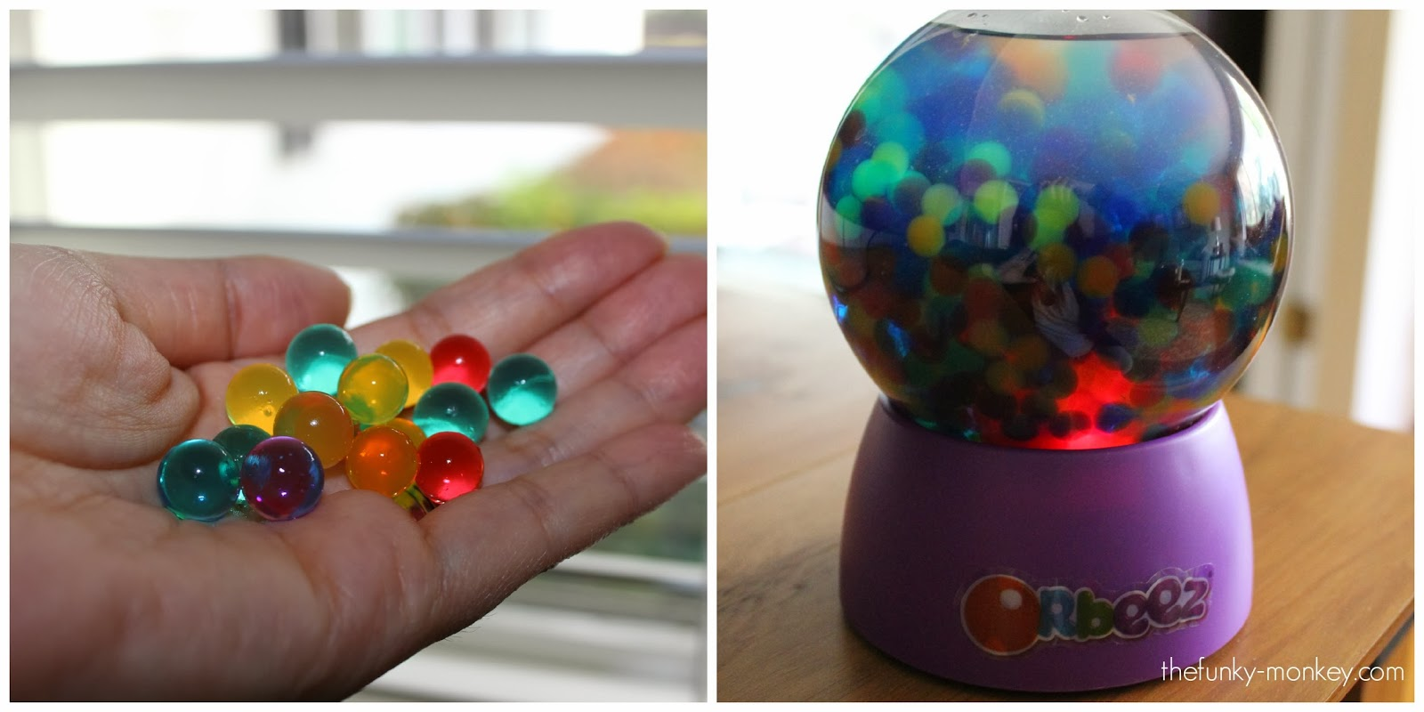 orbeez mood lamp instructions