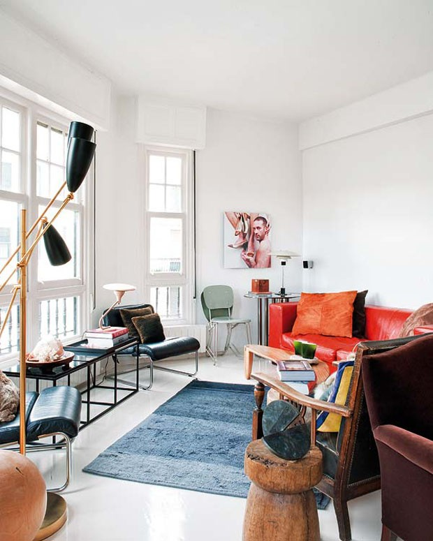 Bilbao Apartment with Touches Vintage