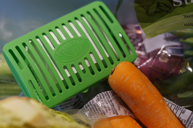 How to keep fruit and vegetables fresh longer with Fresh Pod review