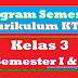 program semester kelas 3 sd ktsp doc | SD SWASTA