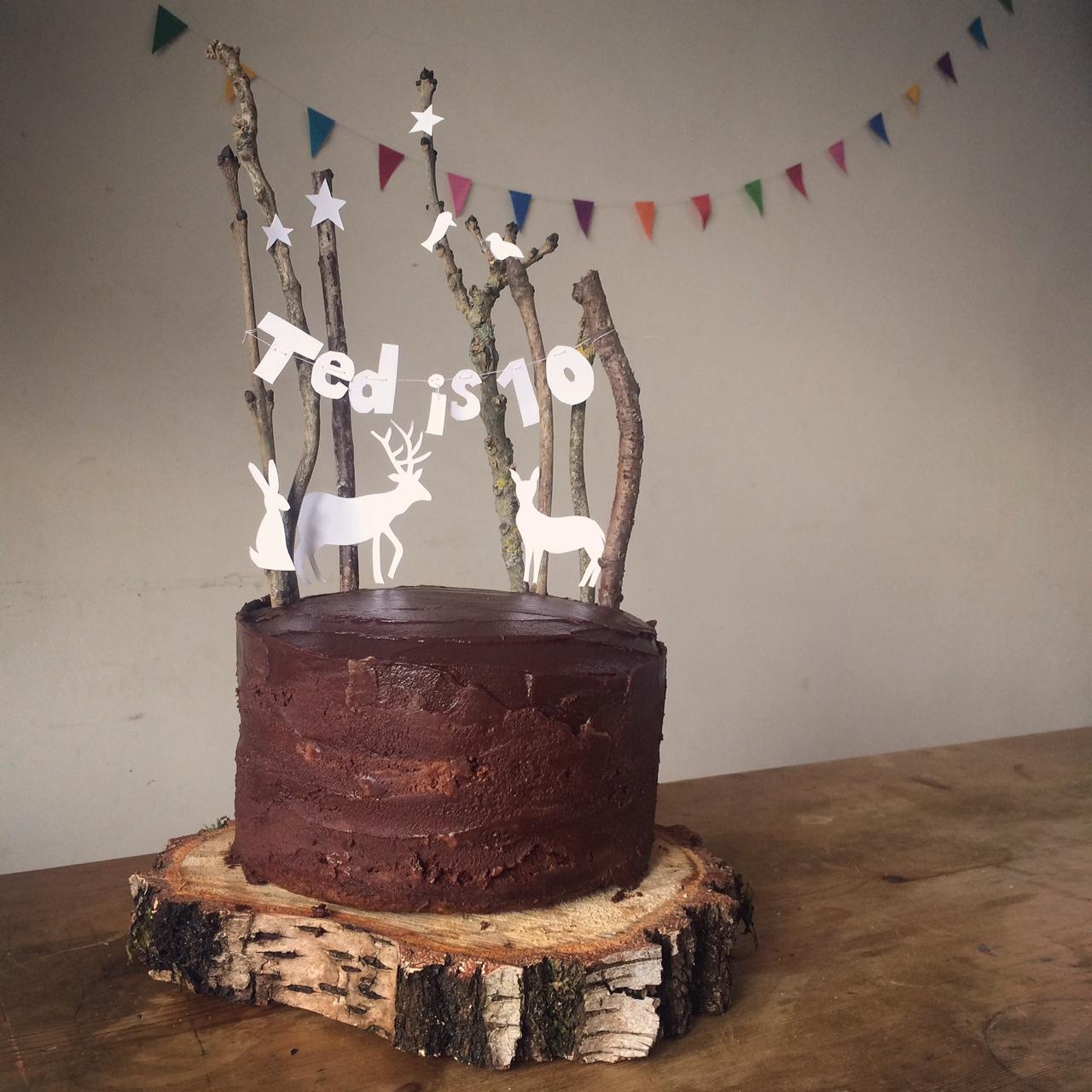 Bradshaw Sons Homemade Birthday Cakes