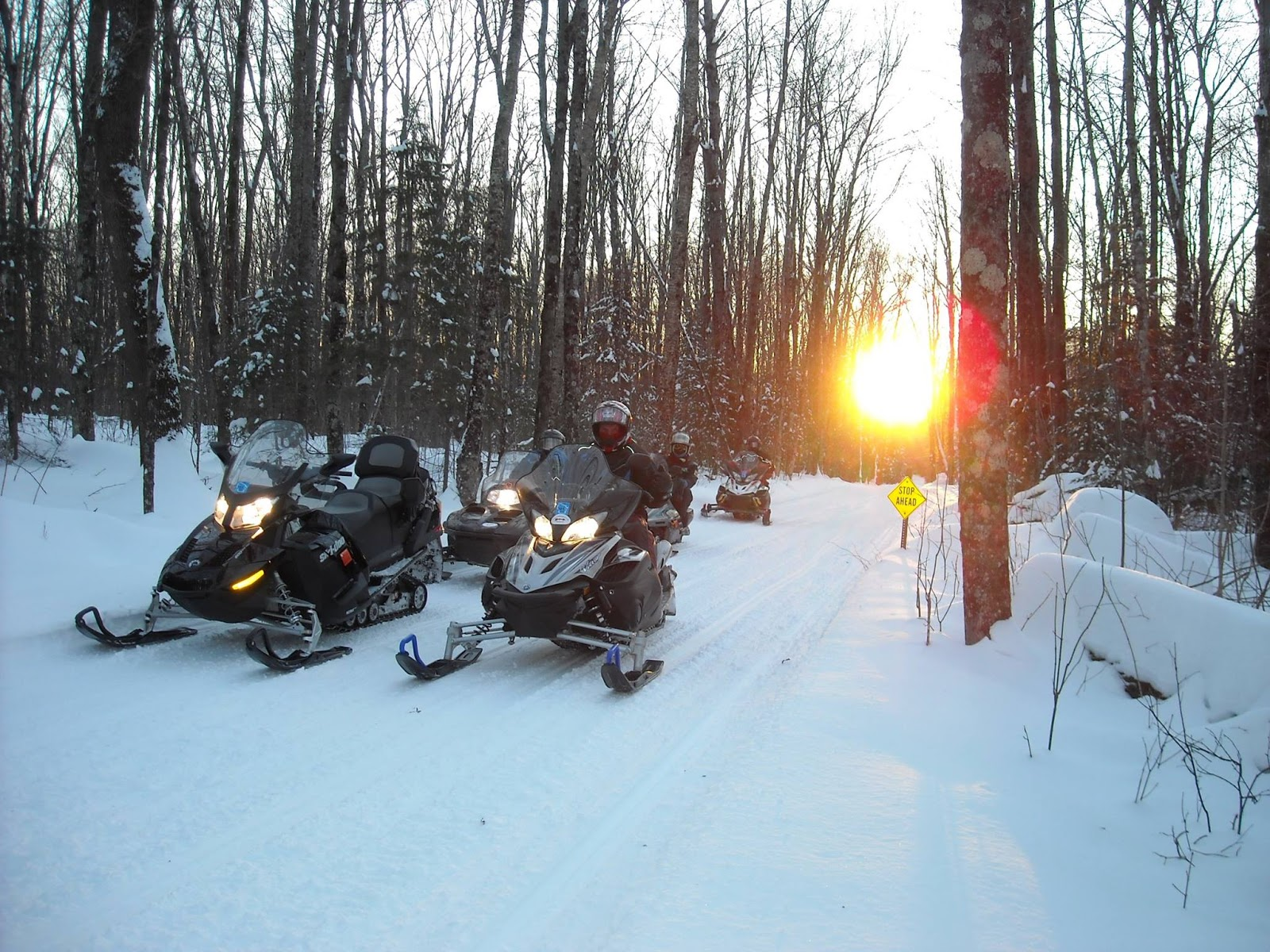 Snowmobile Bogs When You Give It Gas