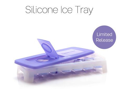 Tupperware Silicone Ice Tray Promo November 2016