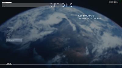 Battlefield 1 Key Bindings