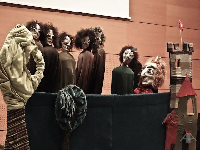 Ρομπέν των δασών η αληθινή ιστορία από τον κουκλοθίασο Redicolo