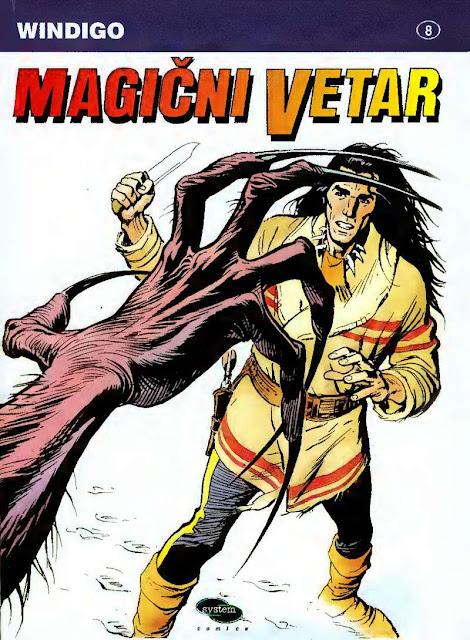 Windigo - SC - Magicni Vetar