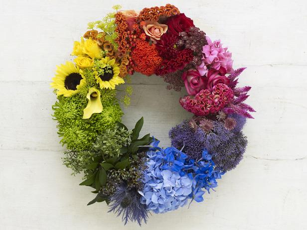 Mrs Petals Color Combinations Using The Color Wheel