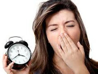 Pengaruh Kurang Tidur