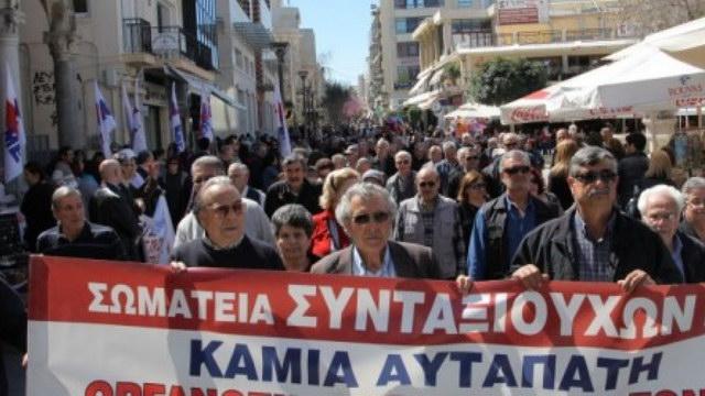 Περιφερειακή σύσκεψη Σωματείων Συνταξιούχων της Θράκης στην Αλεξανδρούπολη