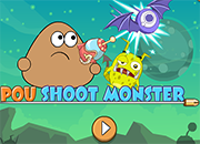 Pou Shoot Monster