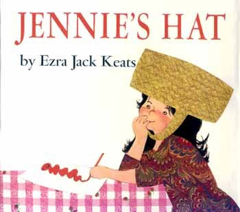 http://www.amazon.com/Jennies-Picture-Puffins-Ezra-Keats/dp/0142500356/ref=sr_1_1?ie=UTF8&qid=1446055502&sr=8-1&keywords=jennie%27s+hat