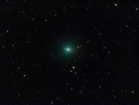 Kometa 46P/Wirtanen, zdjęcie z 10.11.2018 r. Credits: Roman Kulesza (Tiny Twp. Ontario, Kanada)