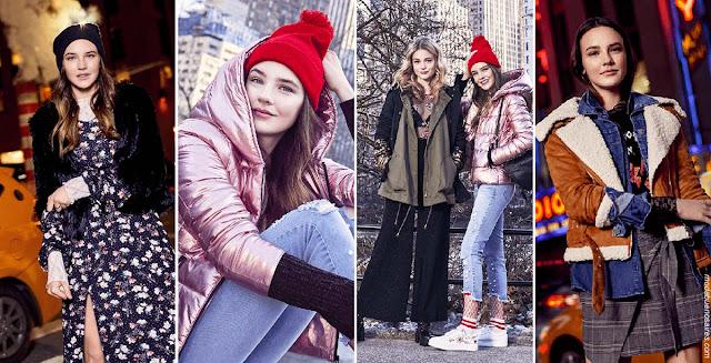 Moda otoño invierno 2018 | Ropa para teens moda otoño invierno 2018.