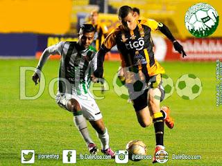 Oriente Petrolero - The Strongest vs Oriente Petrolero - Ricky Añez - DaleOoo.com sitio página web Club Oriente Petrolero