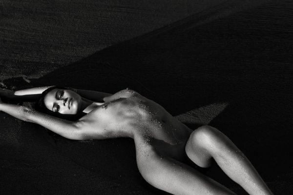 Sexy Model Juana Burga Special Hot Nude Pose