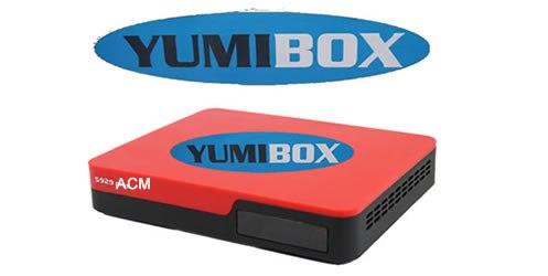 YumiBox S989 ACM Atualização V20170430 - 05/05/2017