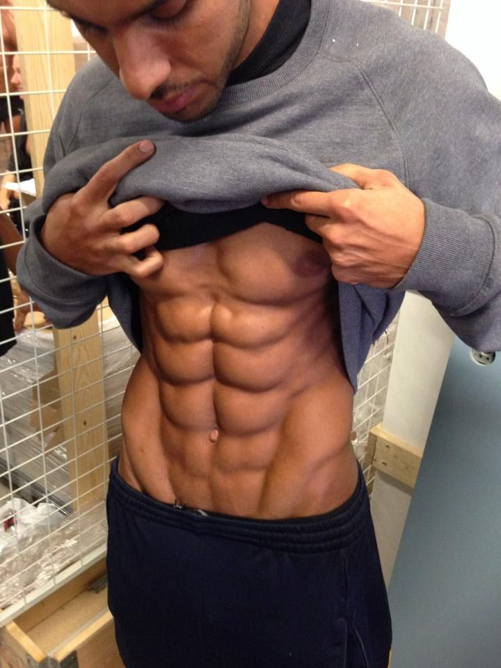 Aesthetic 8 Pack Abs